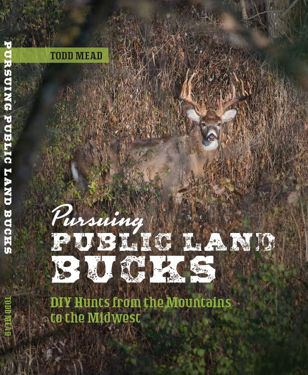 Todd Mead Public Land Bucks Front Cover